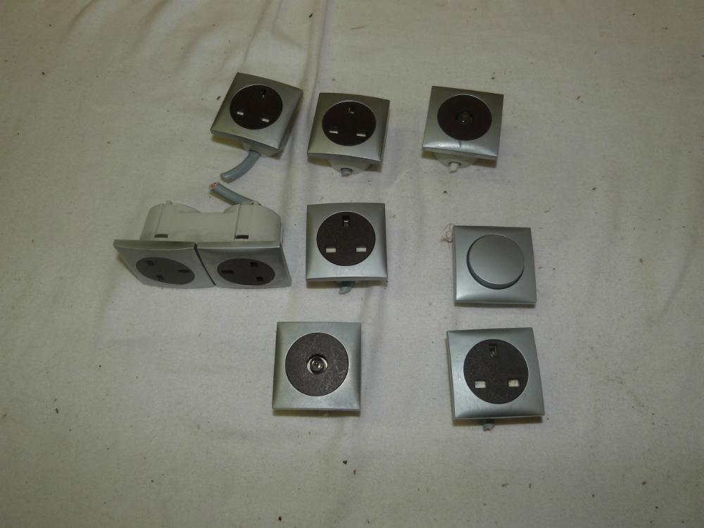 2007 Tabbert Caravan Onwards Misc Sockets Switch Etc
