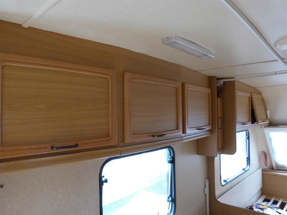 Caravan Cupboard Door Set Of 9 Motorhome Conversion Ref