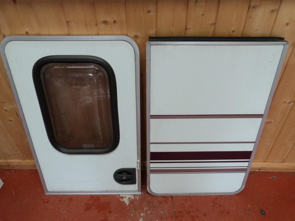 Wonderful Motorhome Locker Door  EBay