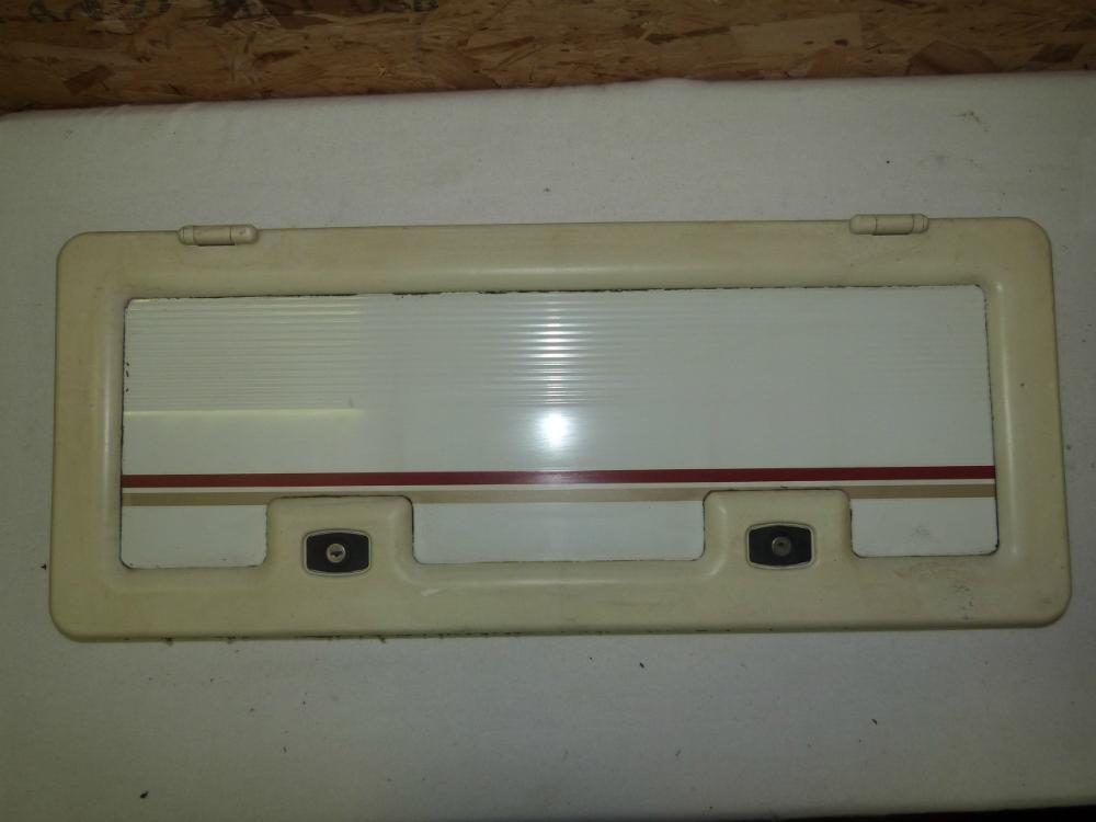 Brilliant Caravan Motorhome Stable Door With Keys REF DONCSTAT