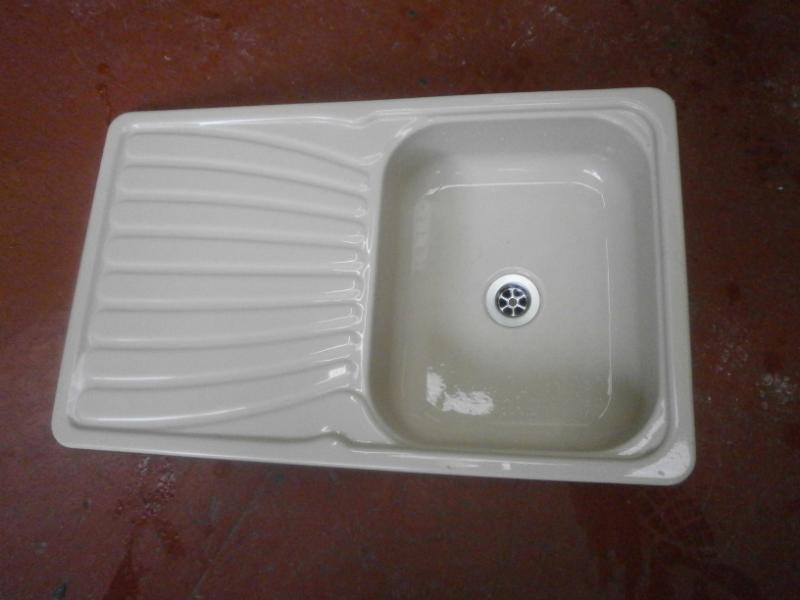 Caravan motorhome boat conversion kitchen sink drainer washbasins at national caravan salvage ltd - Caravan kitchen sink ...