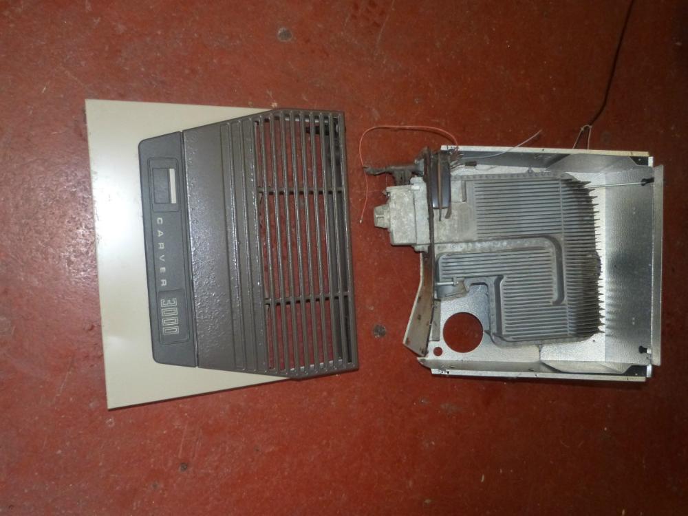 Caravan Motorhome Conversion Carver 3000 Heater Ref Chall2