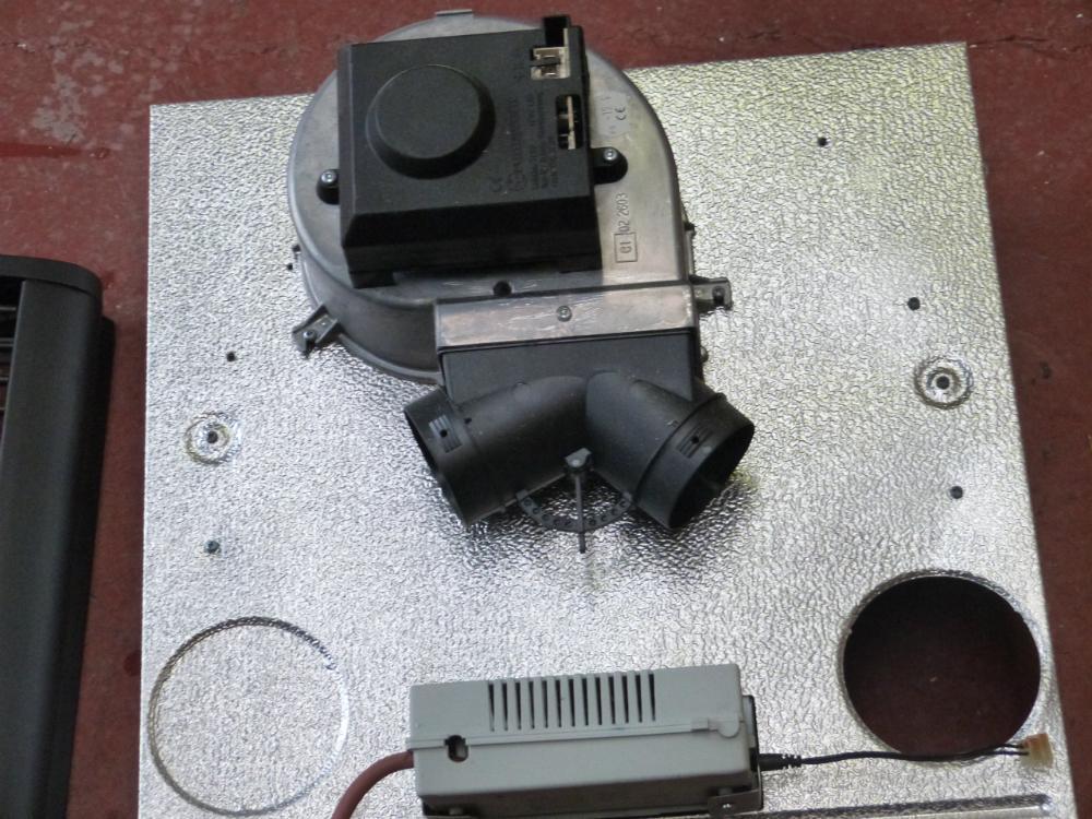 Caravan Motorhome Conversion Truma Trumatic Ultraheat