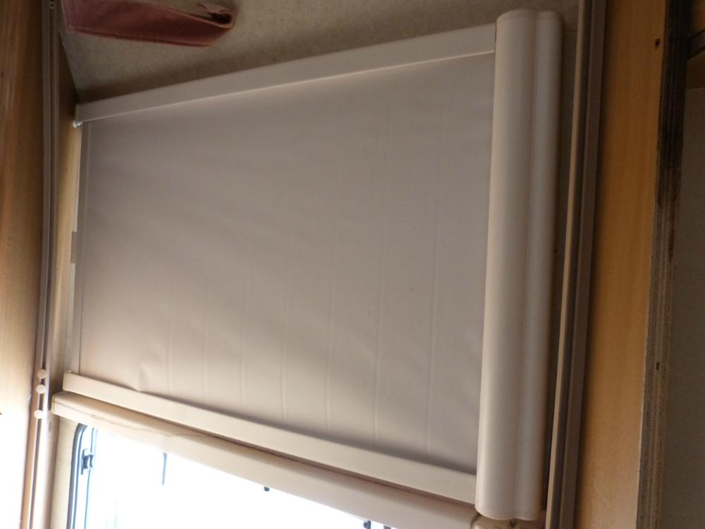 Caravan Motorhome Remis Window Blackout Blind 545mm X
