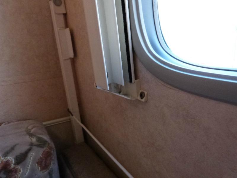 Caravan Motorhome Seitz Window Blackout Blind 1550mm X