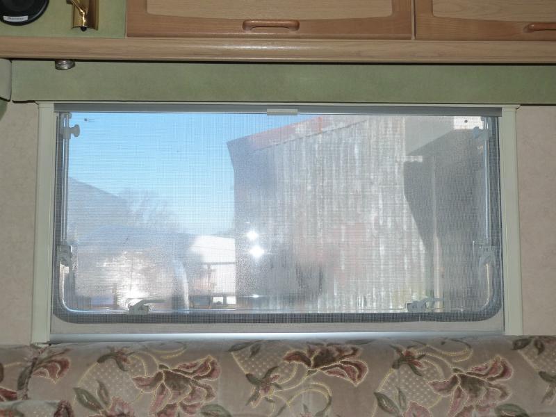 Caravan Motorhome Seitz Window Blackout Blind 1180mm X