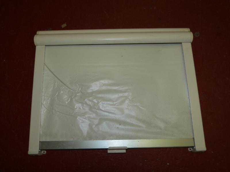Caravan Motorhome Window Blackout Blind 570mm X 460mm