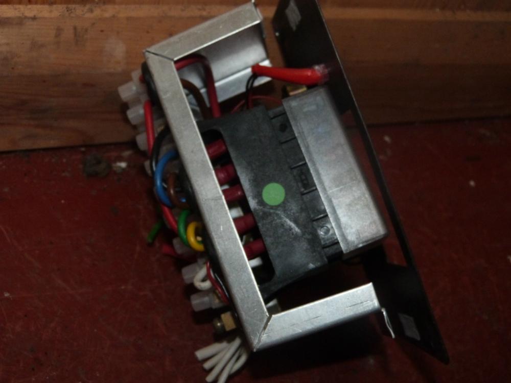 caravan swift power distribution / control unit conversion ref conwy1 image  2