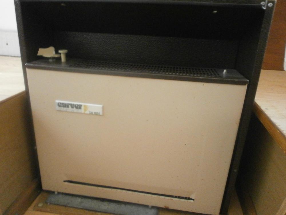 Carver Trumatic Sb 1800 Heater Caravan Motorhome