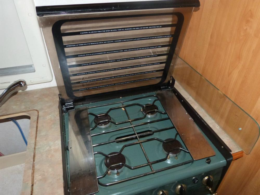 Country Leisure Caprice Oven Hob Grill Caravan Motorhome