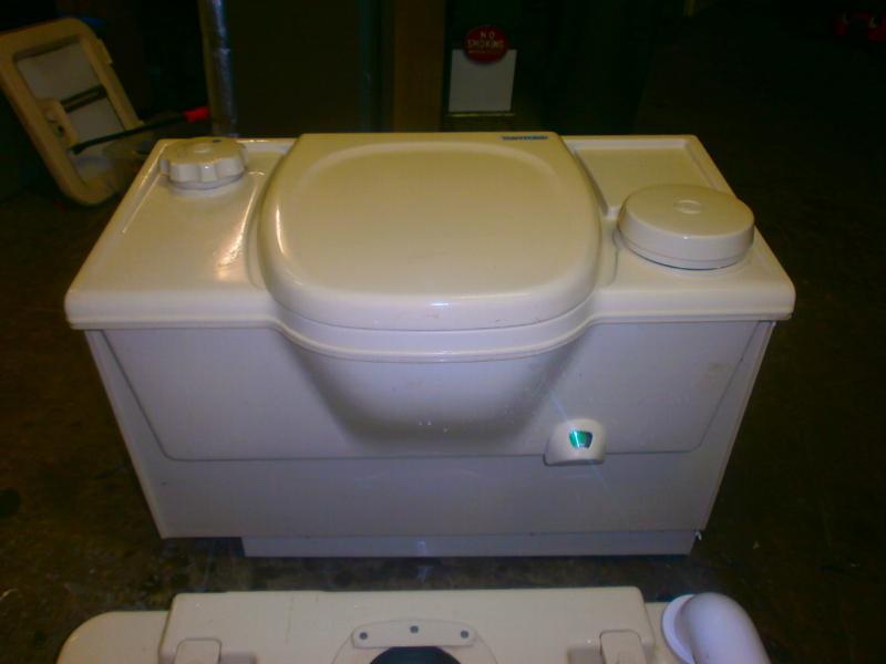 Electric Flush Cassette Toilet Complete Thetfordcassette