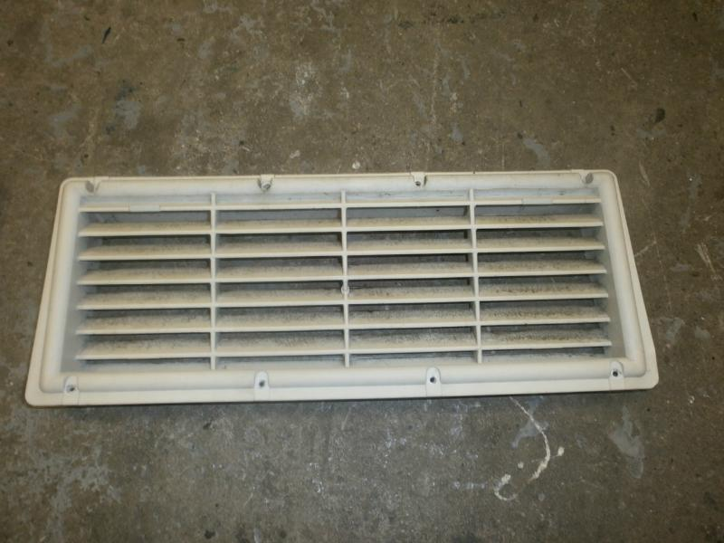 Used Caravan Exterior Fridge Vents X 2 Other At National