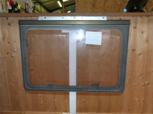 1993 Bailey Caravan Polyplastic Window- 640mm x 430mm conversions image 1