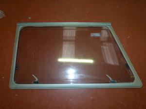 1994 Swift Caravan Offside Polyplastic Window- 940mm x 630mm x 1160mm image 1