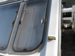 1997 Swift Caravan Front Nearside Window- 480mm x 870mm x 800mm image 1