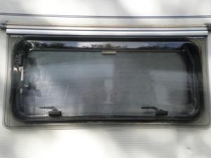 1998 Elddis Caravan Kitchen Window - 775mm x 390mm image 1