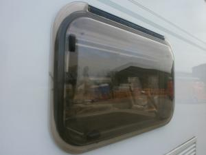 2004 sandymere harringtons GT Window - 65x43cm Motorhome Conversion image 1