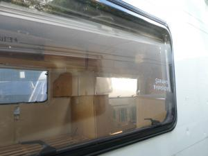 2005 Bailey Caravan Window - 950mm x 640mm image 1