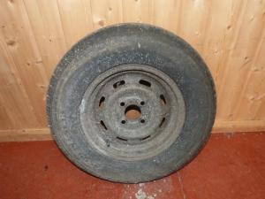 4 Stud Wheel and Tyre 175 R13 Caravan Campervan REF02 image 1