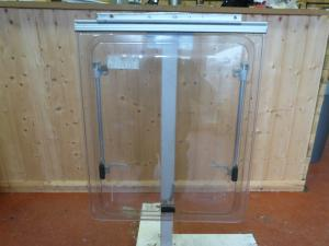 525x630mm Caravan Motorhome Conversion Window  REF Chal image 1