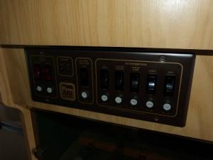 Caravan ABI Caravan Battery Charger Distribution Panel motorhome boat conversion image 1