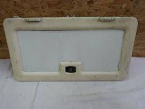 Caravan Battery Locker Box Door campervan motorhome boat conversion REF JET image 1