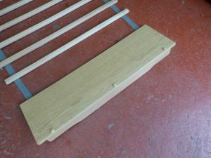 Caravan Bed Slats 1960mm x 655mm motorhome, conversion REF CHALL2 image 1