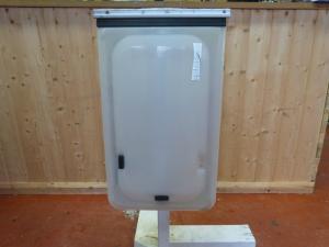 Caravan Boat Motor Home Conversion Bathroom 375x630 Window REF:SALON image 1