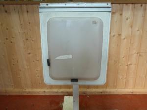 Caravan Boat Motor Home Conversion Bathroom 400x470mm Window REF:001 image 1