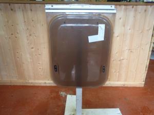 Caravan Boat Motor Home Conversion Bathroom 400x525mm Window REF:002 image 1