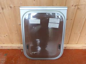 Caravan Boat Motor Home Conversion Elddis Bathroom 400x525mm Window REF:001 image 1