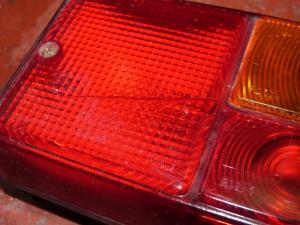 Caravan Britax Rear Brake Light Cluster motorhome conversion REF CONWY image 1