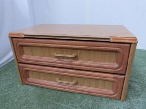 Caravan Campervan Motorhome Boat - Chest of Drawers 640mm x 350mm x 380mm image 1