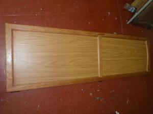 Caravan Campervan Motorhome Boat Conversion Internal Door 1800mm x 540mm image 1
