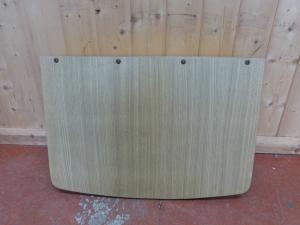 Caravan Campervan Motorhome Boat Single Leg Table 600 x 420mm REF WISPEL image 1