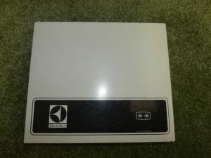 Caravan Campervan Motorhome Conversion Electrolux RM212a Fridge Freezer Door image 1