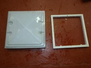 Caravan Campervan Motorhome Conversion - Skylight 400mm x 400mm image 1