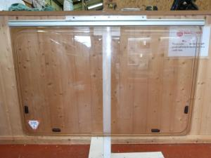 Caravan Campervan Polyplastic Window 950mm x 620mm motorhome conversions image 1