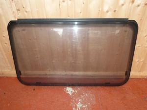 Caravan Conversion Side Polyplastic Window 1055mm x 610mm REF JET image 1
