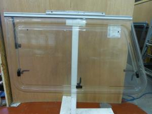 Caravan Conversions Motorhome Window Full Kit 855x460x575 REF CONWY image 1