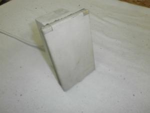 Caravan Conversions Motorhomes 240v external power inlet REF:002 image 1