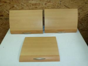Caravan Cupboard Door Set of 7 motorhome conversion REF01 image 1