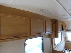 Caravan Cupboard Door Set of 9 motorhome conversion REF JET image 1