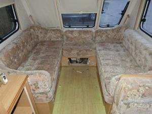 Caravan Cushion Set 10 Piece campervan motorhome boat conversion image 1