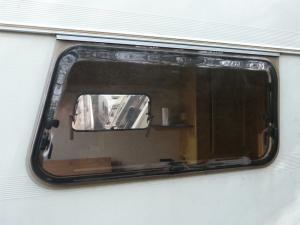 Caravan Ellbee Nearside Oblong Window - 945mm x 520mm x 1055mm image 1