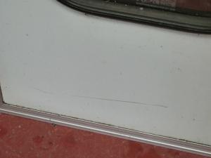Caravan Entry Door with Window Stable Motorhome REF01 image 1