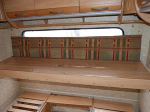 Caravan Fold Out Bunk Bed campervan motorhome boat conversion image 1