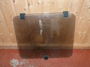 Caravan Glass Hob Lid 510mm x 410mm motorhome boat conversion REF CLUB image 1