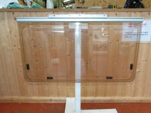 Caravan Kitchen Polyplastic Window 855mm x 470mm motorhome conversions image 1
