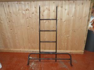 Caravan Metal Bunk Bed Ladder and End piece campervan motorhome boat conversion image 1